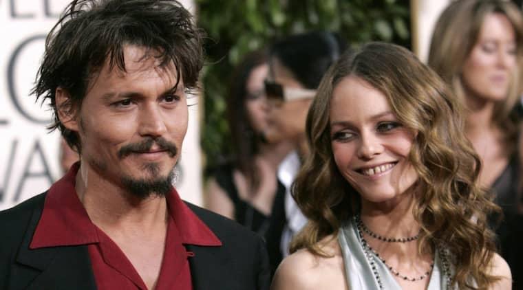 Den tretton år långa relationen mellan Vanessa Paradis och Johnny Depp uppges vara slut. Foto: Mario Anzuoni