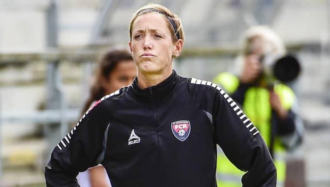 Therese Sjögran och FC Rosengård deltar i Champions League. Foto: Ludvig Thunman