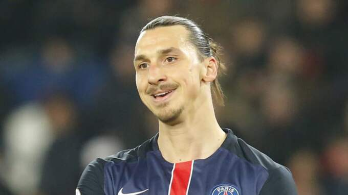 Zlatan Ibrahimovic Foto: Michel Euler