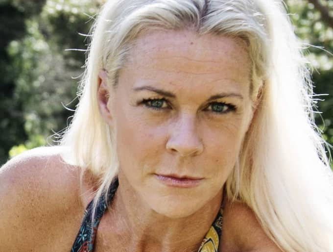 Malena Ernman. Foto: Anna-Karin Nilsson