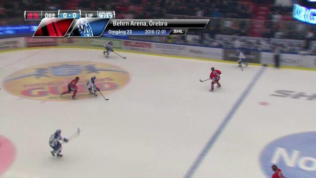 HIGHLIGHTS: Örebro-Leksand 4-3
