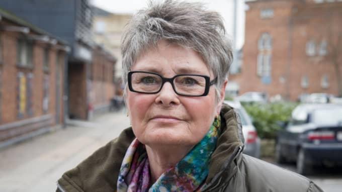 ENKÄT: HUR HAR TERRORDÅDEN PÅVERKAT LIVET I KÖPENHAMN? Nancy Dalsgaard, 66, pensionär, Köpenhamn: – Det är mer poliser ute vid Synagogan och platser där det finns judisk verksamhet. Men annars tycker jag inte att man märker av det så mycket. Folk har inte blivit så rädda, livet går vidare. När jag hörde vad som hänt blev jag väldigt rädd och det tog ett tag innan det sjönk in vad det var som hade hänt. Och man tänker på vad som ska hände nästa gång. Men allt eftersom tiden går kommer man över det. Foto: Tomas Leprince