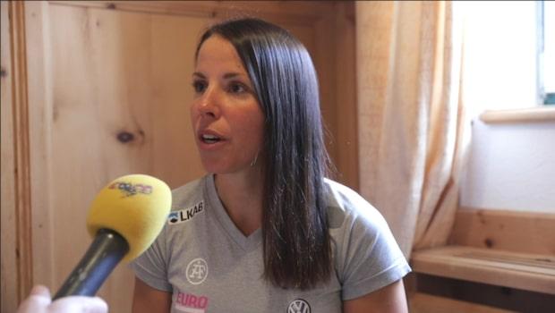 """Charlotte Kalla om Johaugs dopingdom: """"Kunde inte tro att det var sant"""""""