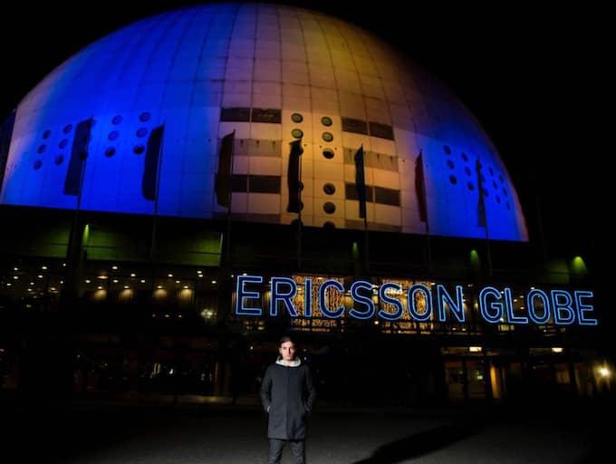 Nu är det klar – Alesso spelar i Globen i april.