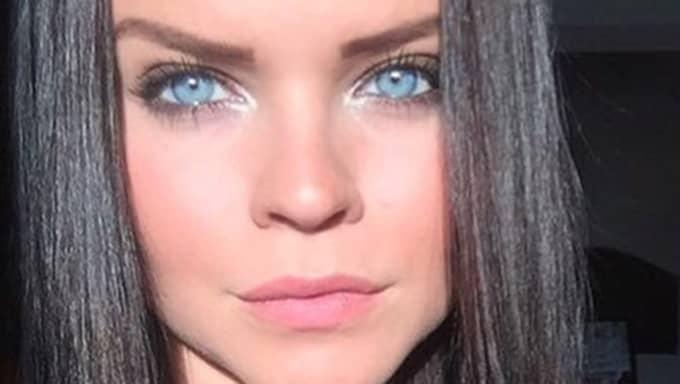 """Ellen Rönnberg, 22, är student på Örebro universitet: """"Klart att man blir lite skrämd"""" Foto: Privat"""