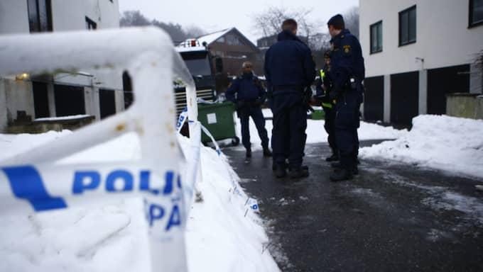 Hon hade jobbat natten och skulle avlösas av dagpersonal bara en halvtimme efter att mordet inträffade. Foto: Henrik Jansson