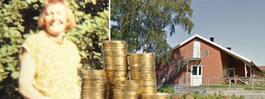 Emilias gåva på 600 000 ska betalas ut efter 26 år