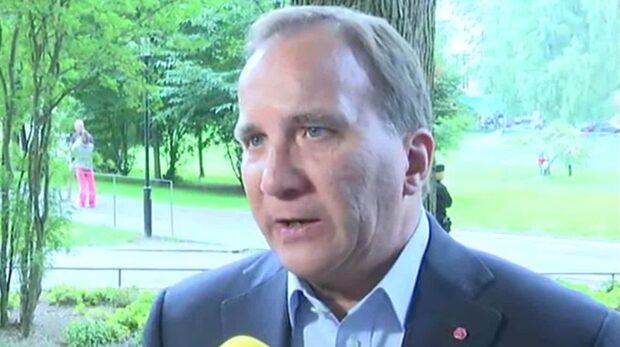 """Stefan Löfven: """"Fullständigt oacceptabelt"""""""