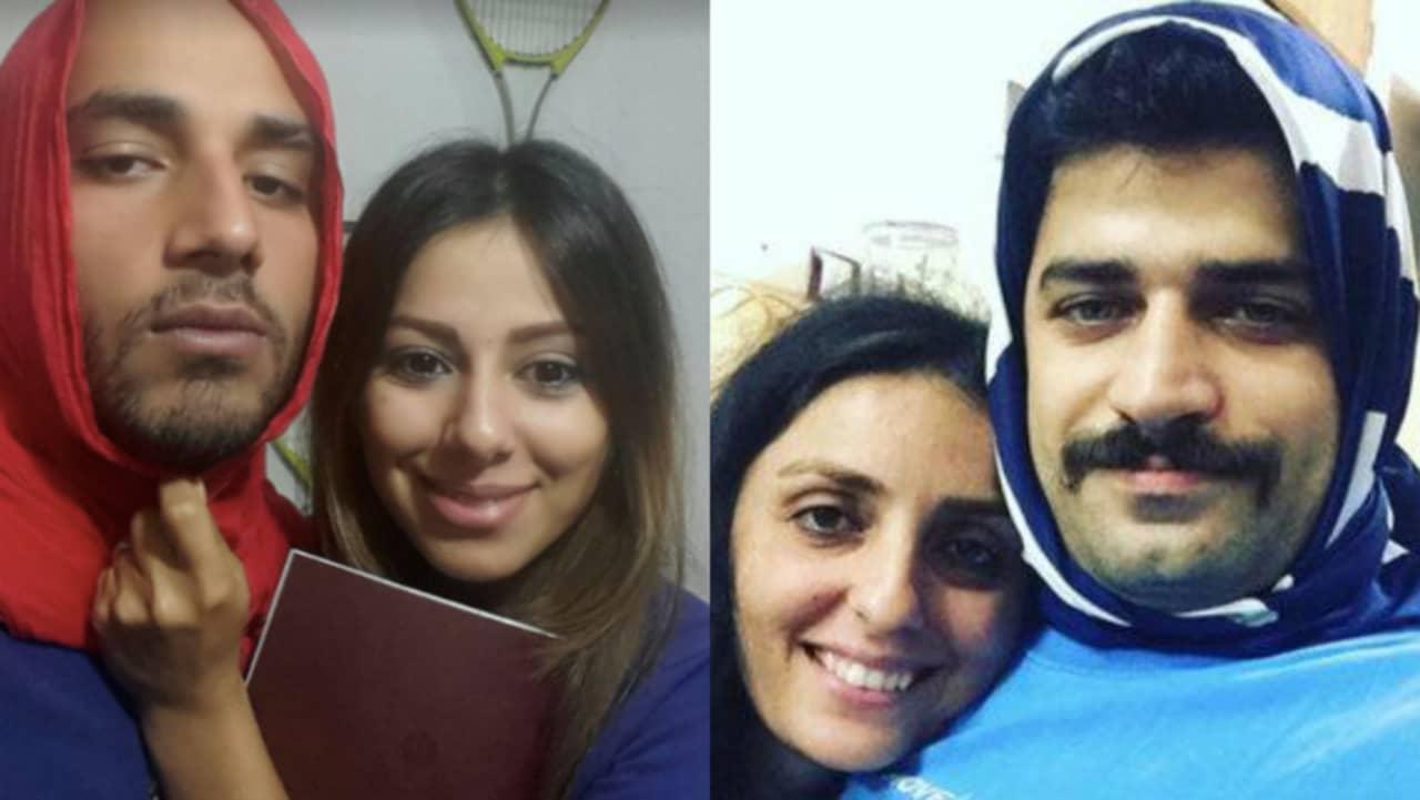 Män i Iran har börjat med slöja – anledningen är både fin och viktig