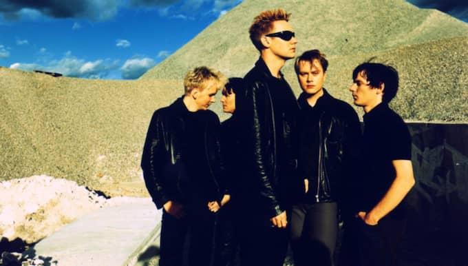 """Kent 1997, vid tidpunkten för genombrottet med skivan """"Isola"""". Foto: Mattias Bardå"""
