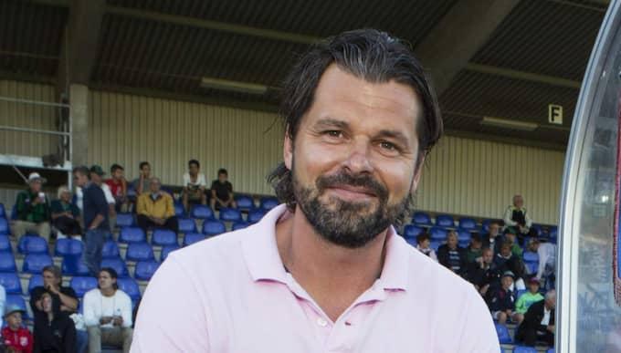 Gais sportchef Fredrik Mohlin. Foto: Jan Wiriden