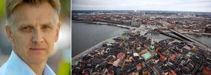 Säpochefen Anders Danielsson säger att Sverige aldrig tidigare haft ett terrorhot på den här nivån.