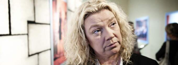 Elisabeth Ohlson Wallin. Foto: Anna-Karin Nilsson