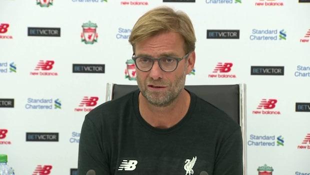 """Klopp: """"Alla tror att Mourinho är blind"""""""