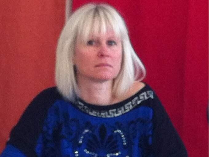 Elena Modin rånades – på en fullpackad spårvagn. Foto: Privat