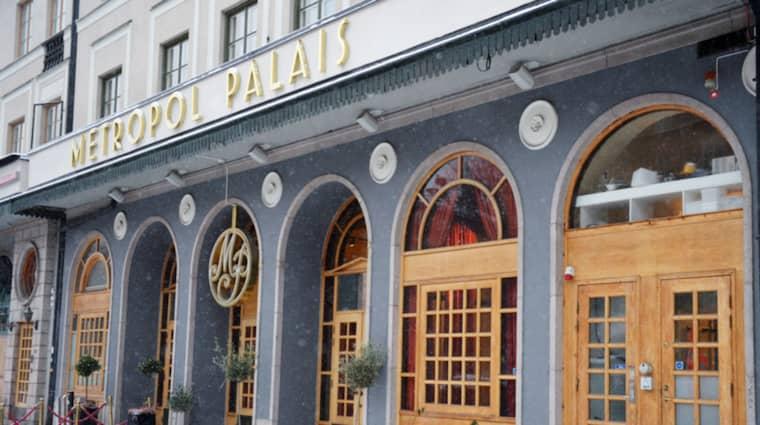 Metropol Palais sista öppningsdag blir den 20 februari. Foto: Maja Suslin/Tt