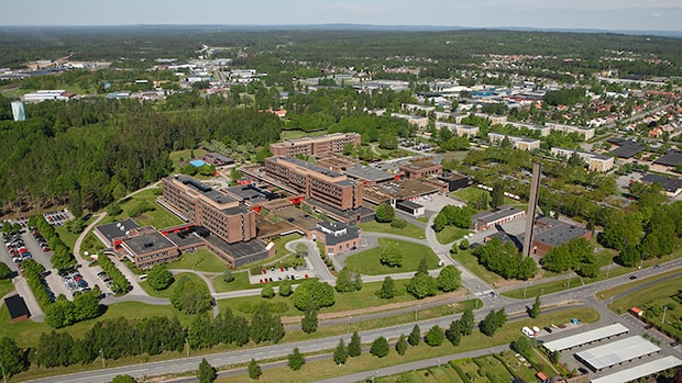 Ung man svårt misshandlad - bråk vid Värnamo sjukhus