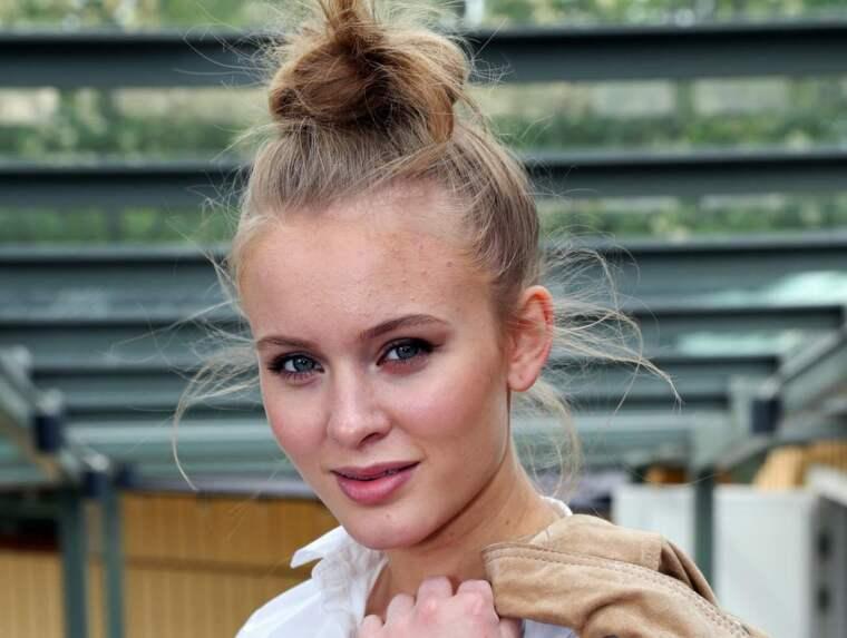 Zara Larsson är besviken på Bråvalla-festivalen. Foto: Robert Eklund