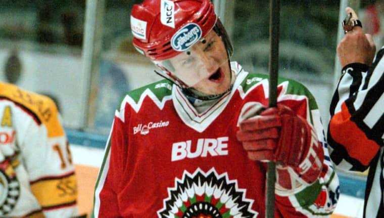 Marko Jantunen i Frölunda. Foto: Denny Calvo