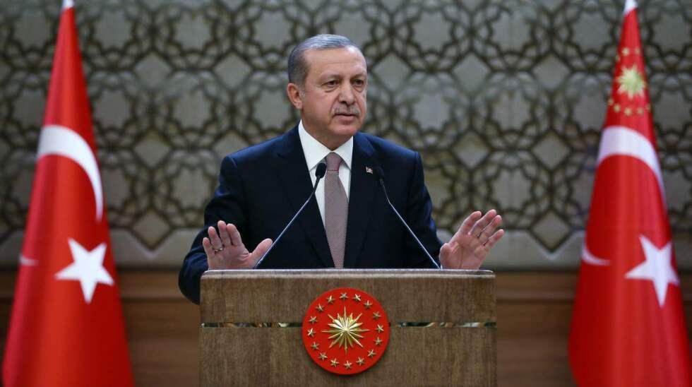President Recep Tayyip Erdoğan of Turkey. Foto: Kayhan Ozer/AP