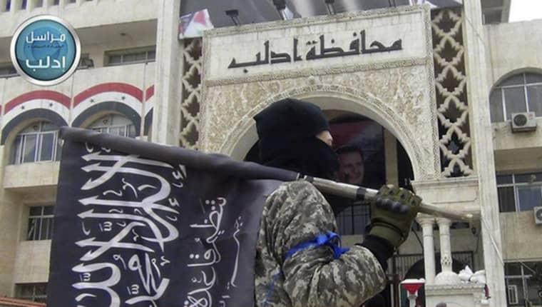 KOMPROMISSLÖS. Terrorsekten IS skyr inga medel i sin ambition att skapa ett sunnimuslimskt kalifat i Mellanöstern. Foto: Okänd