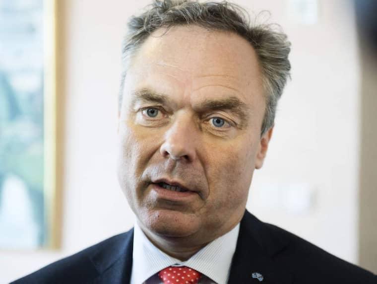 Jan Björklund (FP). Foto: Anna-Karin Nilsson