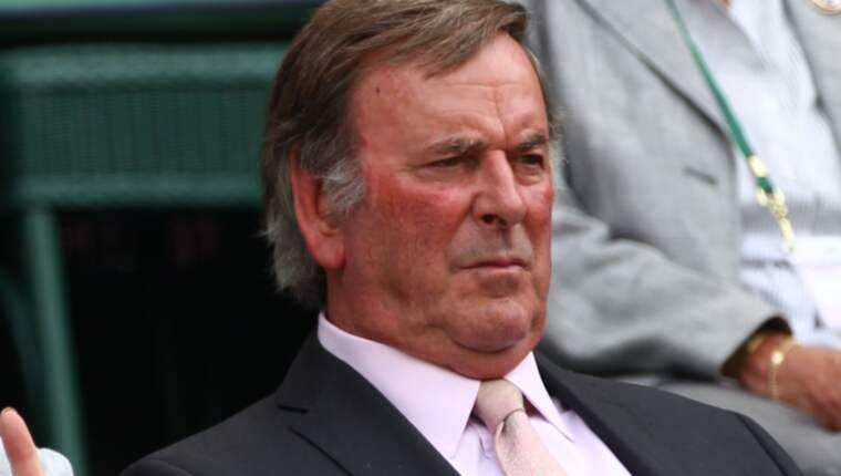BBC-profilen Terry Wogan har avlidit efter kort tids cancersjukdom. Foto: Clive Brunskill/All Over Press / Getty Images