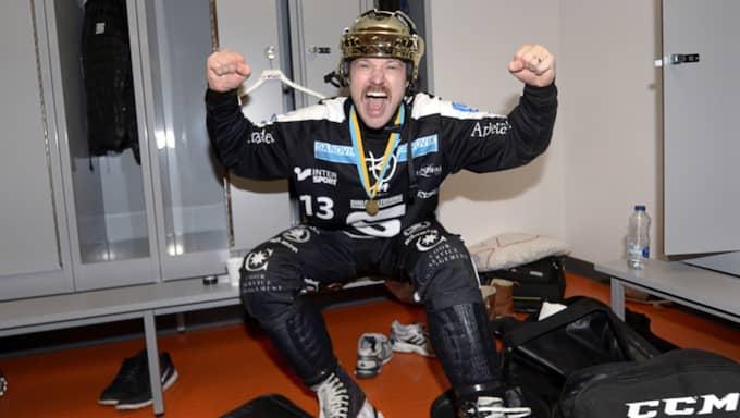 Magnus Muhrén. Foto: Niklas Larsson
