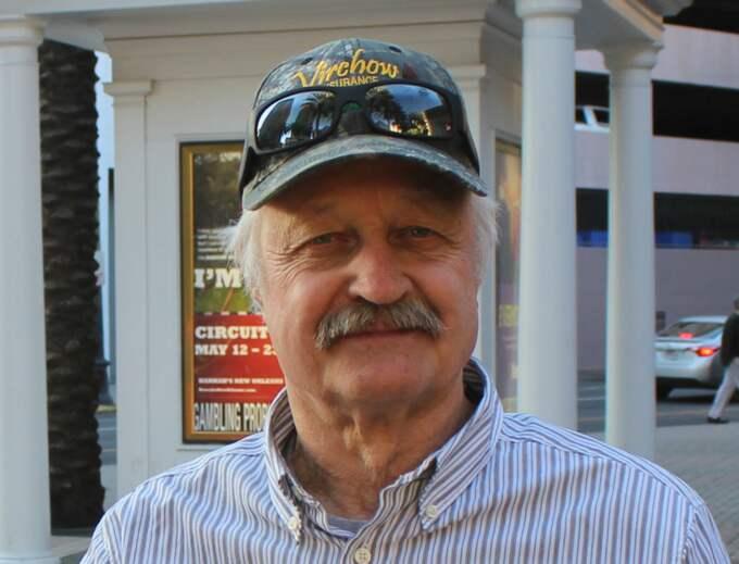 Frank Virchow, 72, uppfödare, South Dakota: – Jag hoppas på John Kasich, han är den mest sansade av republikanerna. Jag tror Trump får svårt att hålla sina löften, och jag gillar honom inte, men skulle rösta på honom i ett presidentval hellre än någon demokrat.