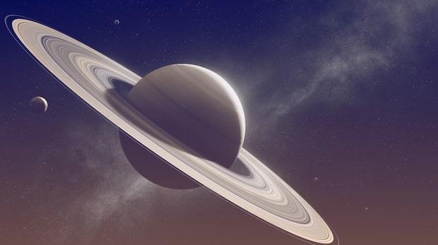 Saturnus är på väg att förlora sina ringar