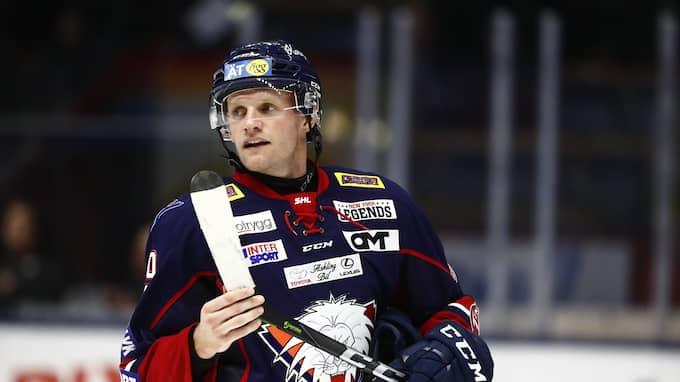 Tony Mårtensson är en av delägarna till Caballion. Foto: STEFAN JERREVÅNG/TT / TT NYHETSBYRÅN