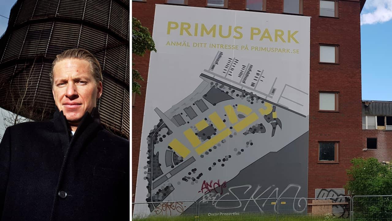 Oscar Properties kunde inte betala till Stockholms stad