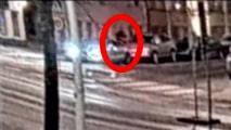 Misstänkta bombmannen fångas på film –sen smäller det på Östermalm