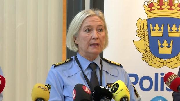 """Polisen efter helgens grova brott i Malmö: """"Vedervärdigt"""""""