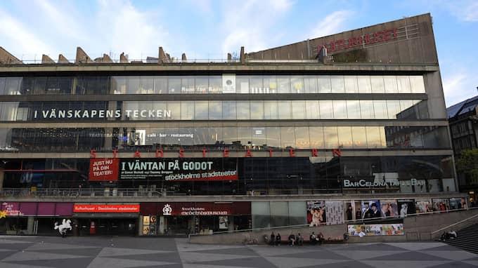 Kritiken mot Benny Fredriksson som chef för Kulturhuset Stadsteatern i Stockholm är hård. Foto: MATTIAS FORSBERG