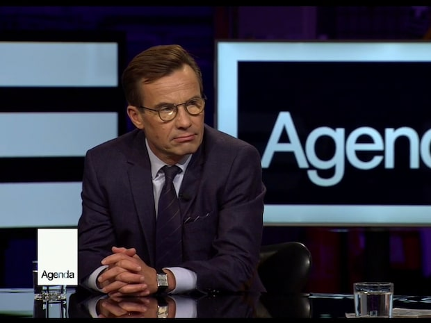 """Ulf Kristersson: """"Vi har olika uppfattningar"""""""