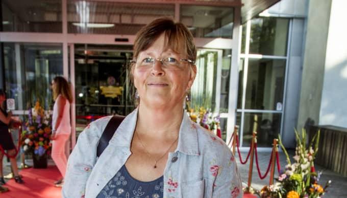 Sveriges Radios utrikeskorrespondent Maria Persson-Löfgren attackerades i Ryssland Foto: Michaela Hasanovic