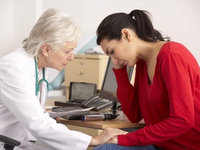 <span>Det kan vara svårt att få rätt diagnos, men Helle Sydendal uppmuntrar kvinnor att kämpa för det.</span>