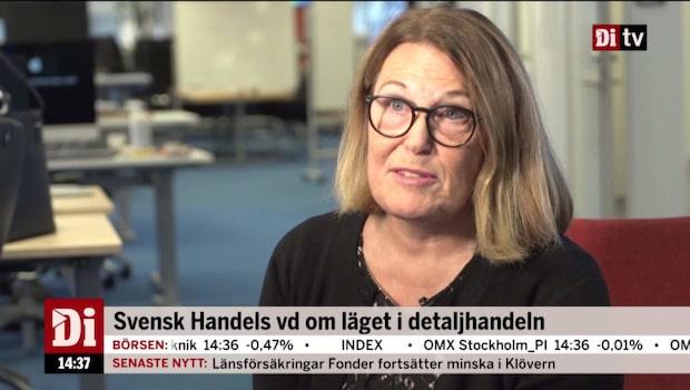 """Johansson: """"Nätet är oerhört viktigt för den fysiska butiken"""""""