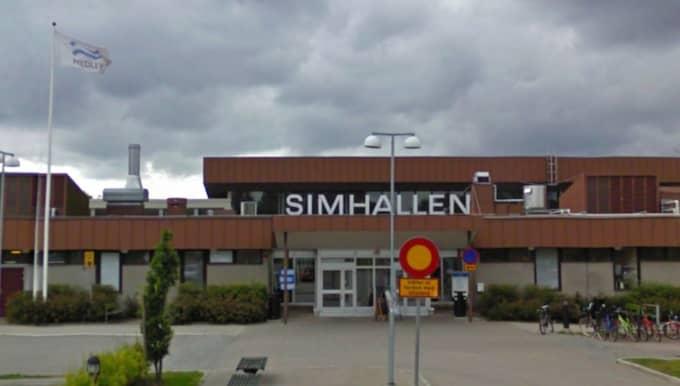 Ansvariga på badet Växjö simhall & Aqua Mera säger att sådana här händelser självklart ska polisanmälas – om inte den drabbade gör det så ska personalen göra anmälan. Foto: GOOGLE MAPS