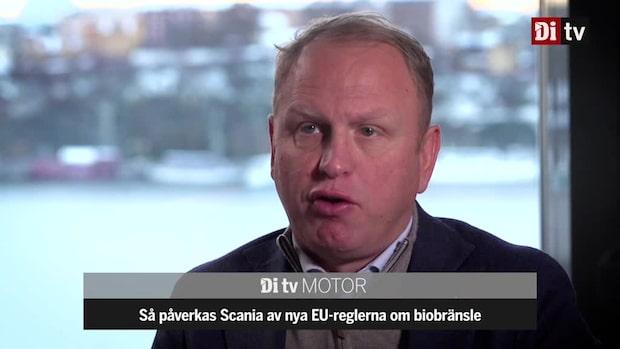 """Scania vd:ns kritik mot nya reglerna: """"Hål i huvudet"""""""