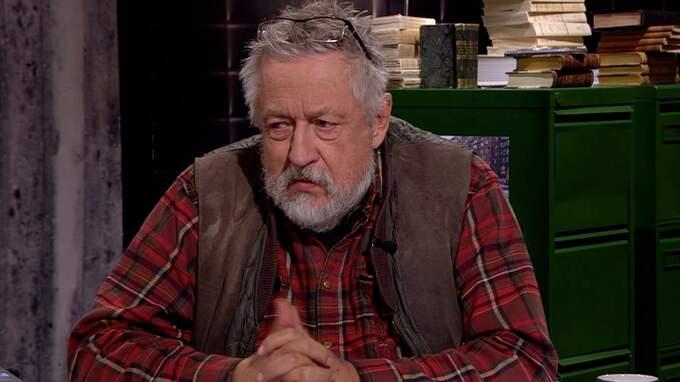 Leif GW Persson. Foto: / SVT