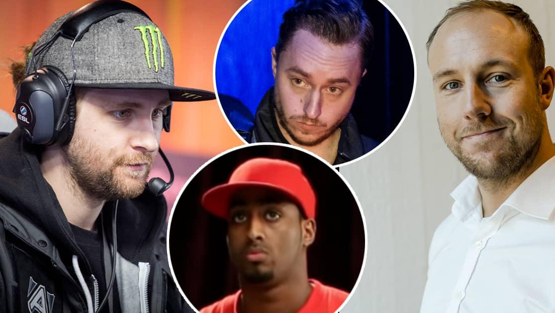 De 10 största svenska e-sportlegendarerna