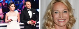 """TV4 bekräftar – Martina  Haag klar för """"Let's dance"""""""