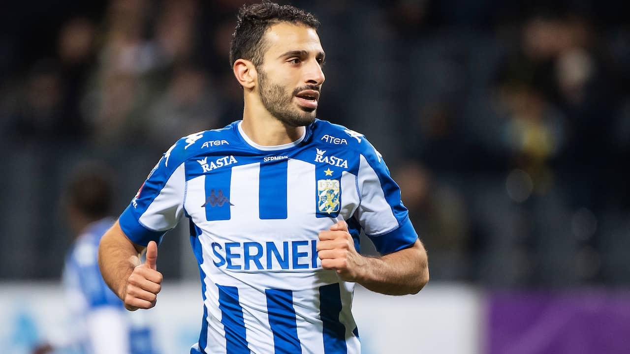 IFK Göteborg: IFK Göteborgs André Calisir tillbaka mot Malmö FF – drömmer om EM