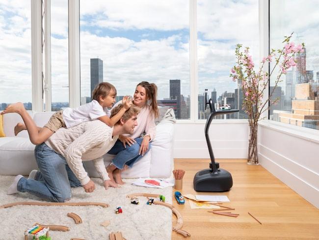 """""""Personal Robot"""" är en figur med förmågan att automatisera ditt hem."""