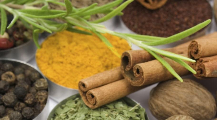 kryddor som medicin