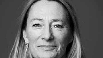 Ulla Kassius är scenograf. Foto: Pressbild