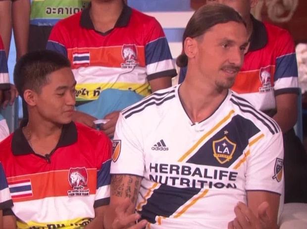 """Zlatan: """"De är världens bästa fotbollslag"""""""