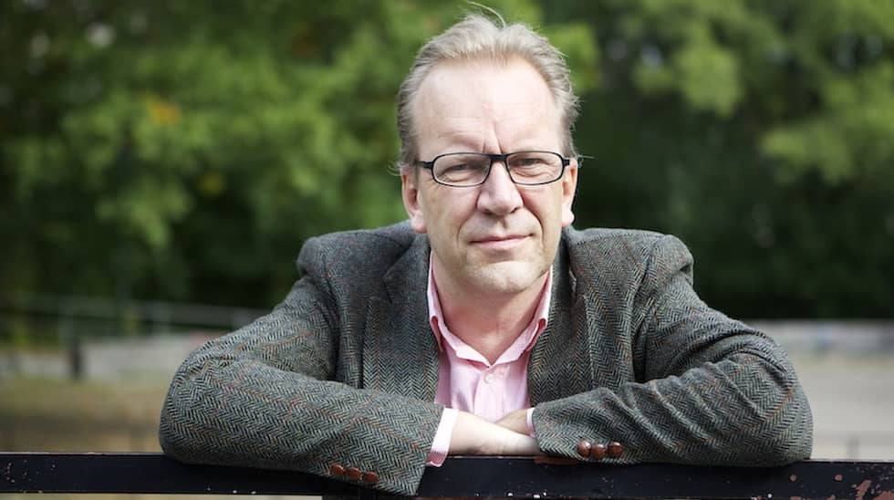 Johan Lundberg.